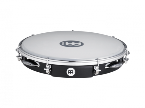 Meinl PA10ABS-BK Traditional ABS Pandeiro - soundstore-finland