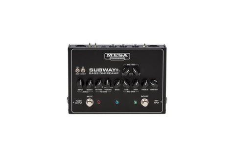 Mesa Boogie Subway Bass DI Preamp PLUS - soundstore-finland