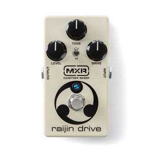MXR Raijin Overdrive Custom Shop - soundstore-finland