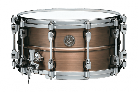 "Tama Starphonic Copper 14""x7"" - soundstore-finland"