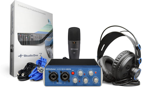 Presonus AudioBox USB 96 Studio - soundstore-finland