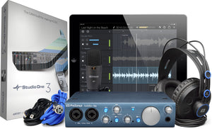 Presonus AudioBox iTwo Studio - soundstore-finland