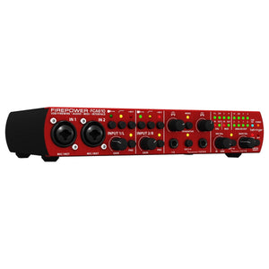 Behringer Firepower FCA610 USB/Firewire/Audio/Midi/interface - soundstore-finland