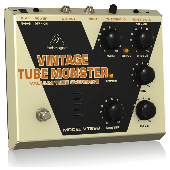 Behringer VT999 Vintage Tube Monster Overdrive