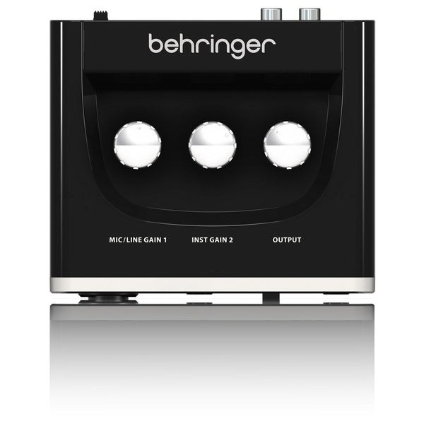 Behringer U-Phoria UM2 USB Audio Interface - soundstore-finland