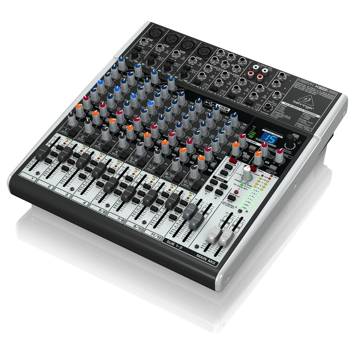 Behringer Xenyx X1622USB - soundstore-finland