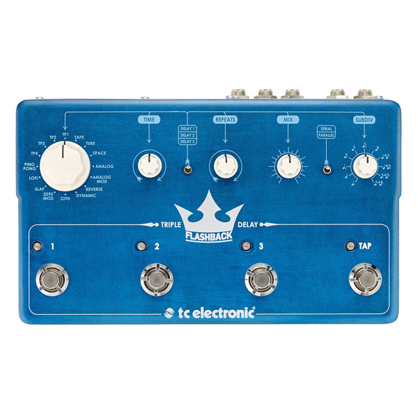 TC Electronic Flashback Triple Delay - soundstore-finland