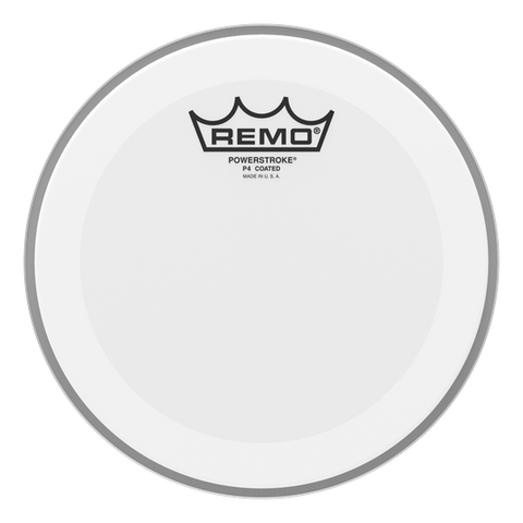 "Remo 18"" Powerstroke 4 coated - soundstore-finland"