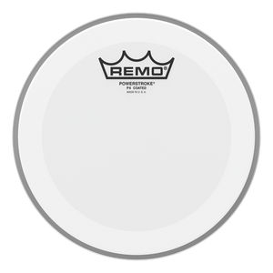 "Remo 8"" Powerstroke 4 coated - soundstore-finland"