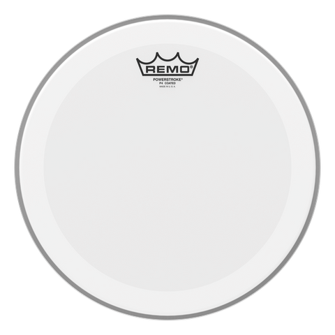 "Remo 12"" Powerstroke 4 coated - soundstore-finland"