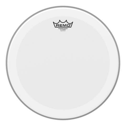 "Remo 13"" Powerstroke 4 coated - soundstore-finland"