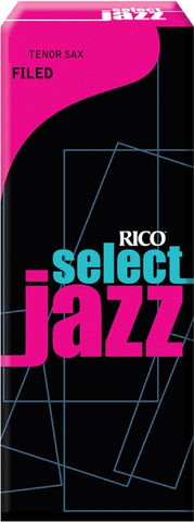 Rico 3M Jazz Select filed tenorisaksofonin lehtilaatikko ( 5 lehteä ) - soundstore-finland