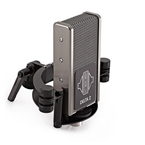 Sontronics Delta II ribbon mic for guitar amps - soundstore-finland