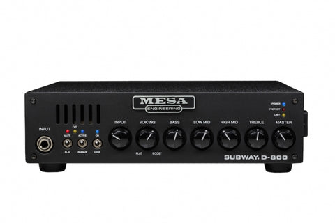 Mesa Boogie Subway D-800 - soundstore-finland
