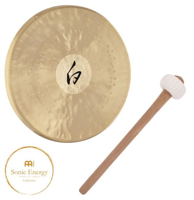 "Meinl Sonic Energy White Gong 14,5"" - soundstore-finland"