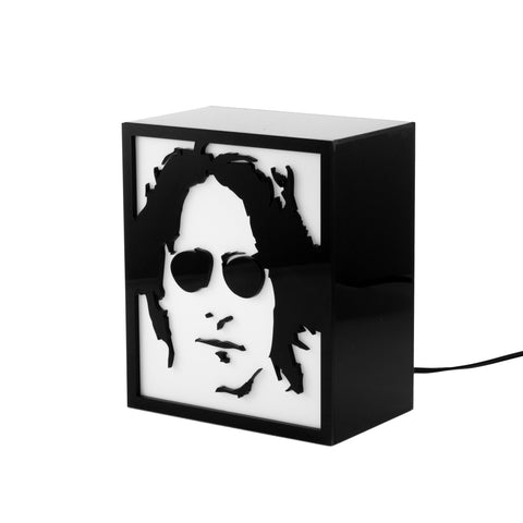 Luminária Backlight - John Lennon, Luminária do Studio Makers Manufatura