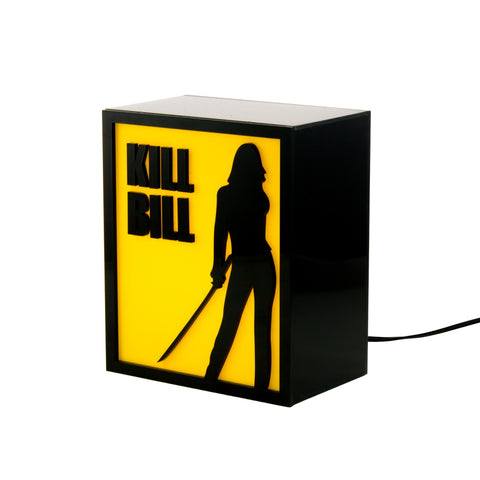 Luminária Backlight - Kill Bill, Luminária do Studio Makers Manufatura