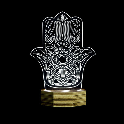 Luminária EDGE - Hamsa, Luminária do Studio Makers Manufatura
