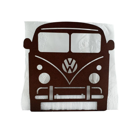 Porta Guardanapo - Kombi, Decorativo do Studio Makers Manufatura
