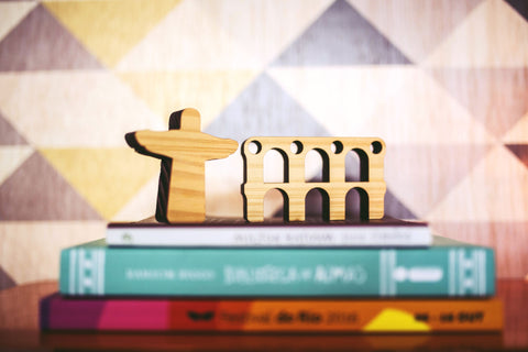 Rio Blocks, Decorativo do Studio Makers Manufatura