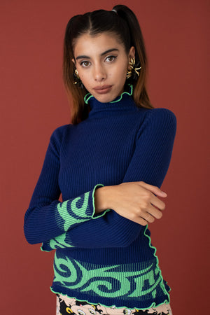 Matelot Tribal Sweater