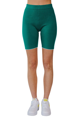 JoosTricot Solid Alhambra Peachskin Bike Shorts