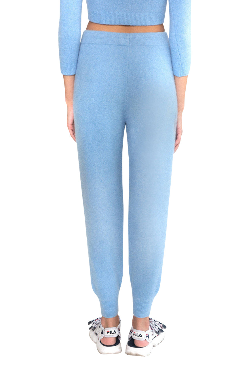 JoosTricot Sky Blue Cuddle Cashmere Joggers