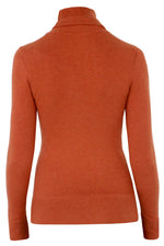 Tikka Peachskin Turtleneck