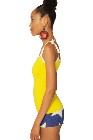 Blazing Yellow Camisole