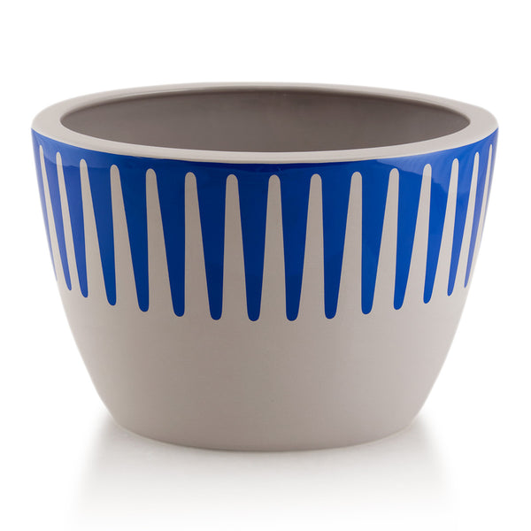Cachepot in Ceramica moderna pop