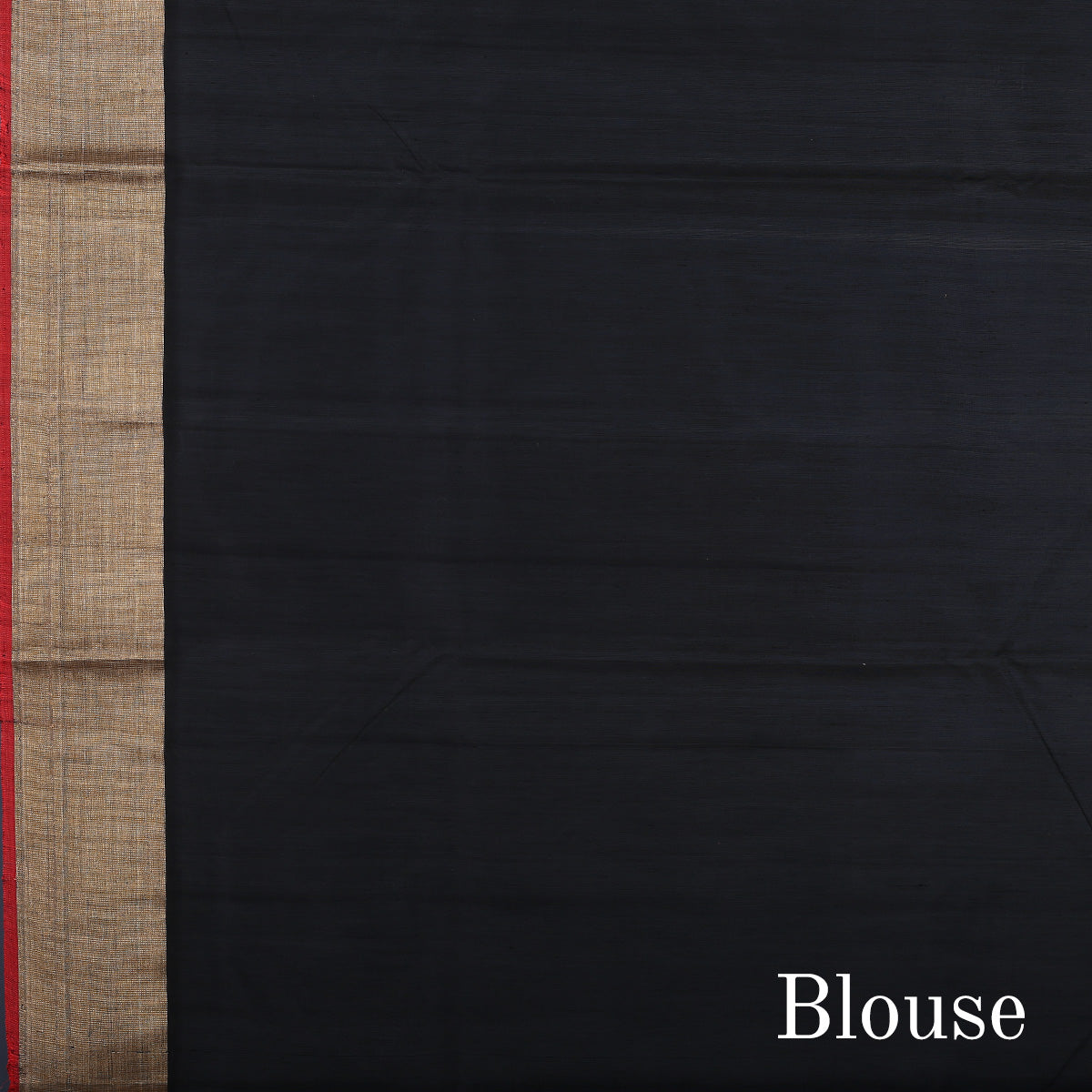 Chanderi Handloom Saree with Blouse in Silk Cotton 71