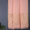 Chanderi Handloom Saree with Blouse in Silk Cotton 93
