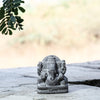 Lord Ganesha 1 - Hand Carved Stone Idol from Durgi
