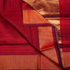 Kanjeevaram Handloom Cotton Silk Saree with Blouse 4