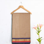 Maheshwari Handloom Cotton Silk Saree with Blouse 5