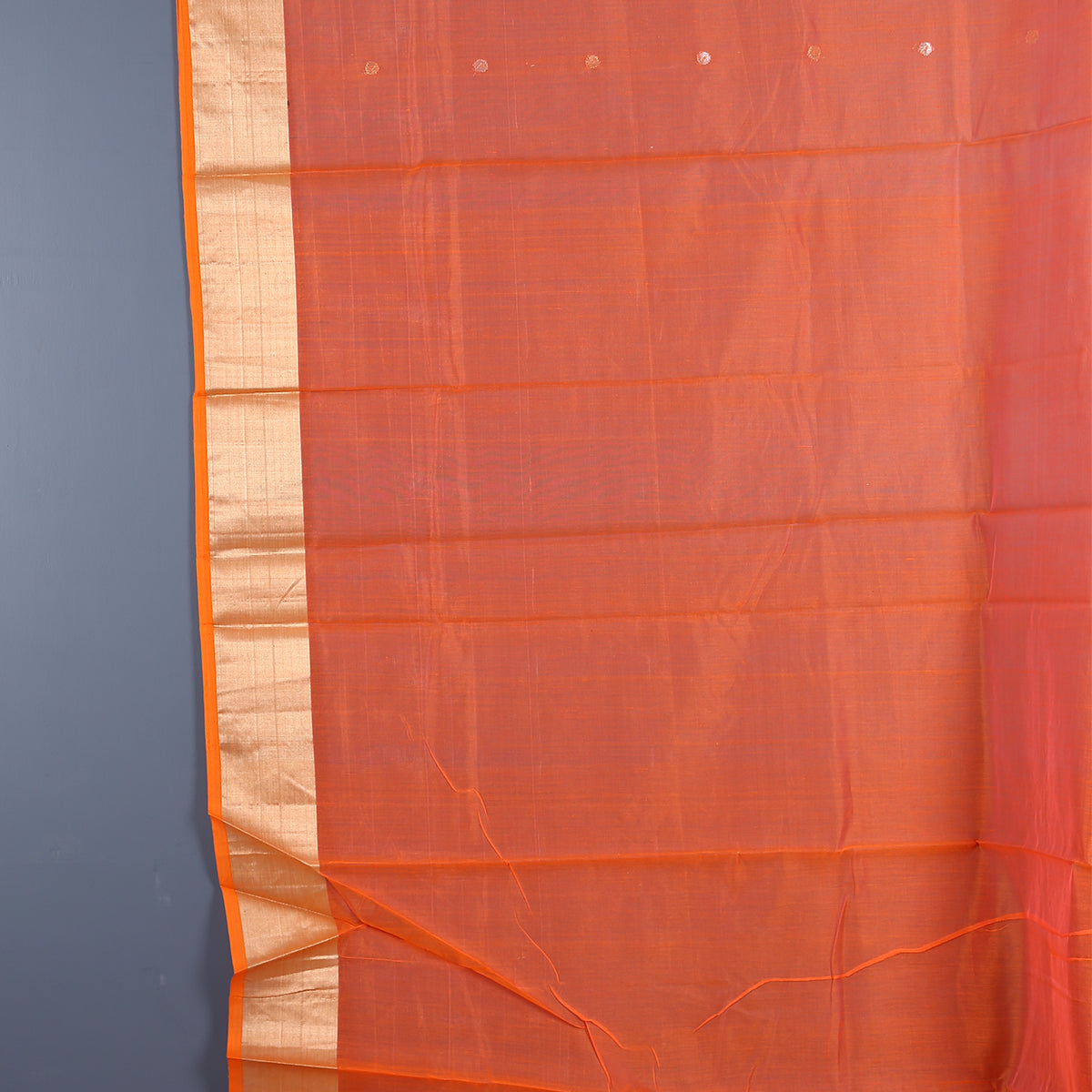 Chanderi Handloom Saree with Blouse in Silk Cotton 39