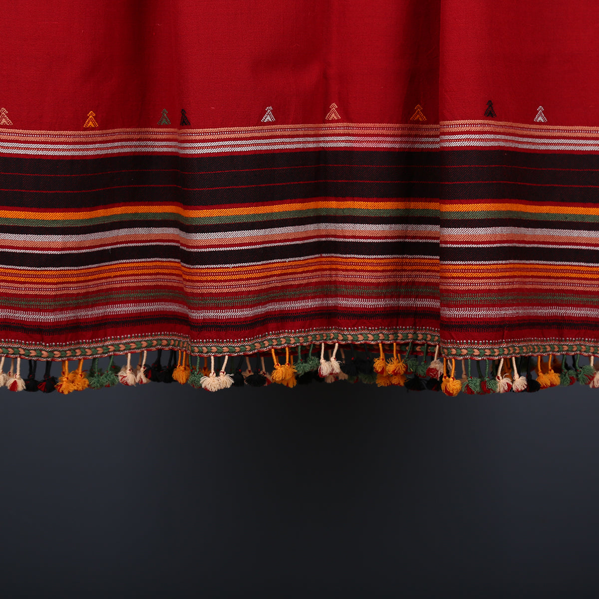 Kutch Handloom Shawl in Pure Wool 4