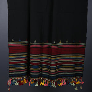 Kutch Handloom Shawl in Pure Wool 5