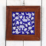 Jaipur Blue Pottery Wall Hanging 7