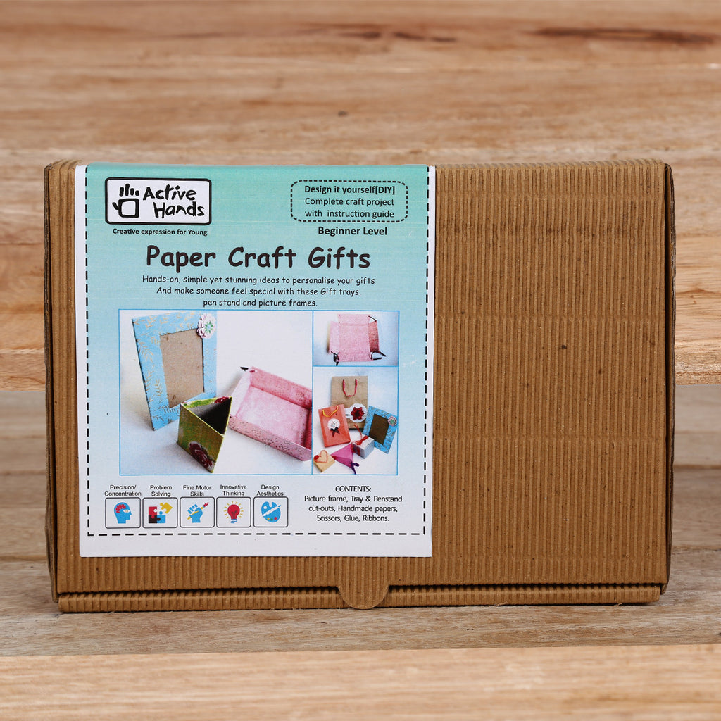Active Hands Hand Paper Crafts Do It Yourself Kit