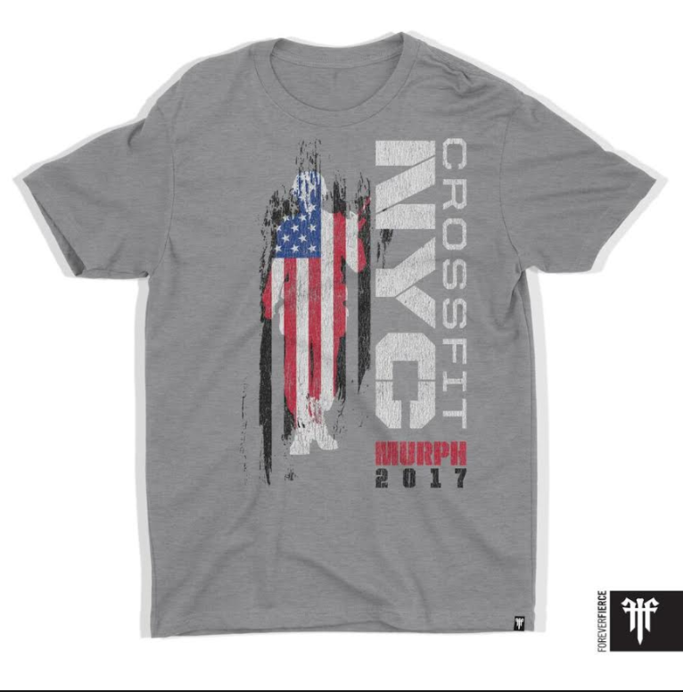 Murph Shirt (Women's/Fitted Cut)