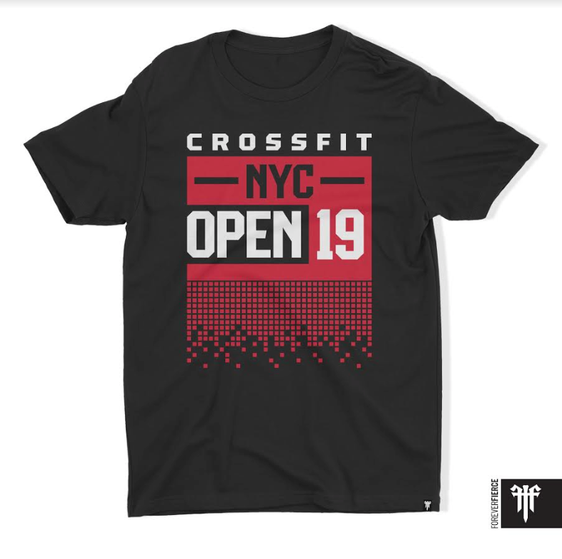 Open 2019 Shirt (Women's/Fitted Cut)