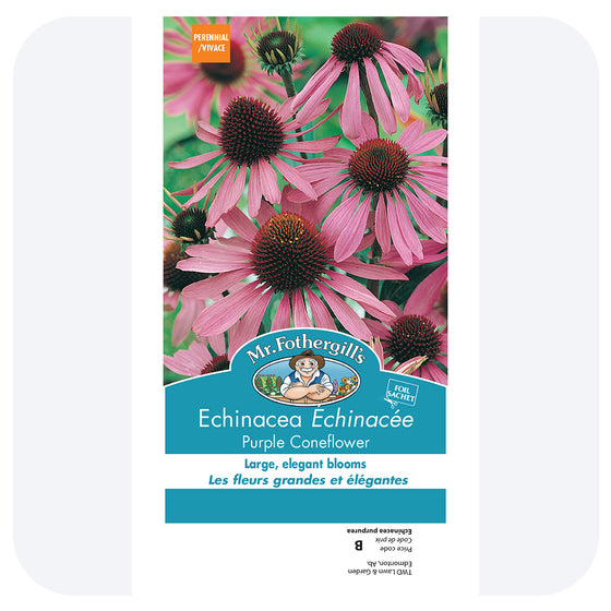 Echinacea 'Purple Coneflower' Seeds