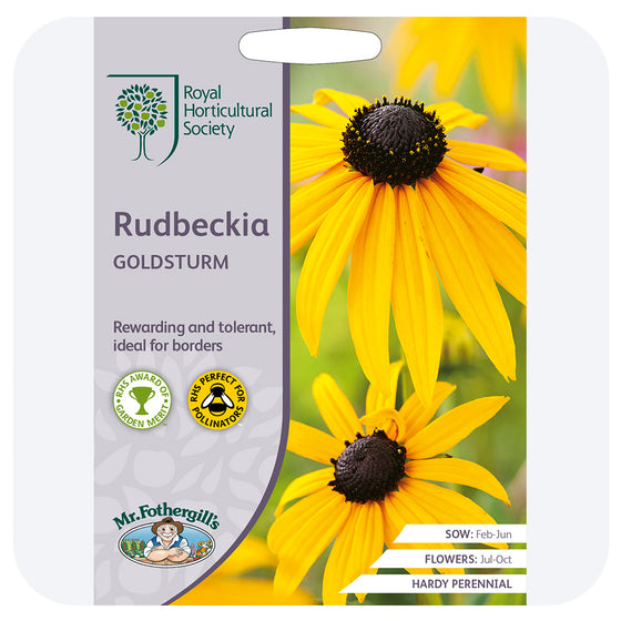 Rudbeckia 'Goldsturm' Seeds