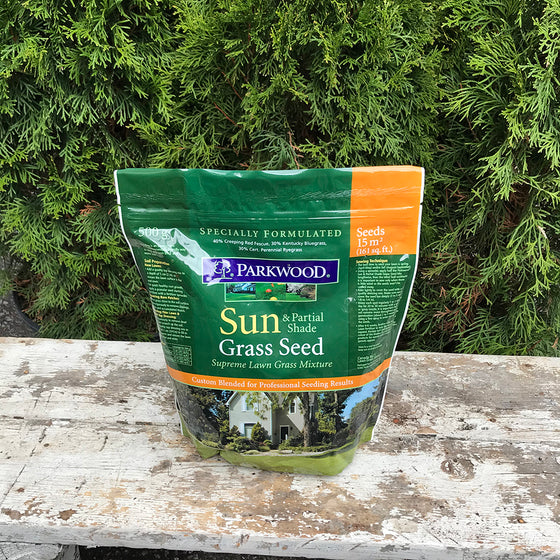 Parkwood Sun Grass Seed