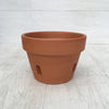 Terra Cotta Orchid Pot