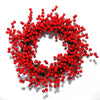 Red Cranberry Wreath