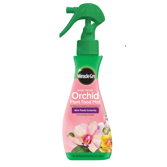 Miracle Grow Orchid Plant Food Mist
