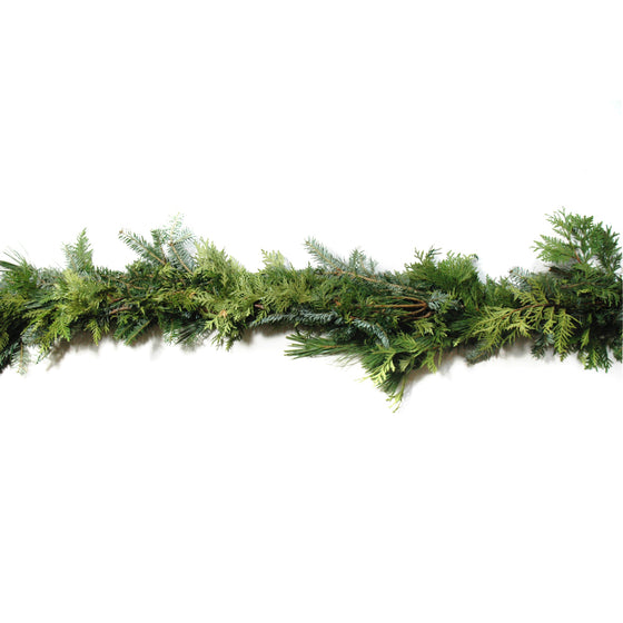 Fraser Mixed Deluxe Garland