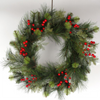 Pine and Berry Wreath